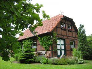 Landhaus Heidi - Hausansicht